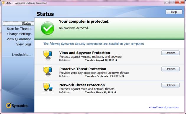 Symantec Endpoint Protection 2